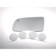 Left Driver Mirror Glass Lens w/Etched Blind Spot Icon for 10-19 MKT Read Details