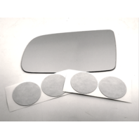 For 10-19 Linc MKT Left Driver Mirror Glass Lens w/ Adhesive