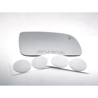 Right Pass Mirror Glass Lens w/Etched Blind Spot Icon for 10-19 MKT Read Details
