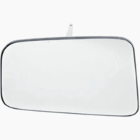 Fits 07-08 Edge 07-08 MKX Left Driver Mirror Glass* w/ Holder OE