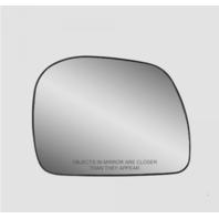 Fits 00-05 FD Excursion 99-16 F250-F350 Super Duty Right Mirror Glass w/Holder