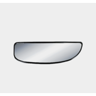 Fits 02-14  Van 99-07 Super Duty 00-05 Excursion Right Lower Mirror Glass w/Holder