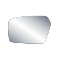 Fits 07-10 Linc MKZ 06-10 Fusion, Milan Lt Driver Mirror Glass w/ Holder