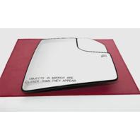 Fits 15-18  F150 Right Pass Heated Mirror Glass & Holder w/ Spot Mirror OE