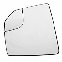 Fits 15-18  F150 Left Driver Mirror Glass & Holder w/Spot Mirror non Heated
