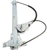 For 92-14 E-Series 15-16 E350 Front Left Driver Door Manual Window Regulator