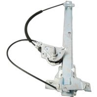 For 92-14 E-Series 15-16 E350 Front Right Passenger Door Manual Window Regulator