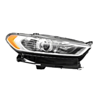 Fits 13-16 Ford Fusion Right Passenger Side Headlamp Assembly Halogen