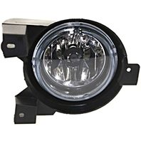 BAP Fits 02-05 Mountaineer Left Driver Fog Light Assembly