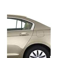 BAP Fits 08-12 Accord Sedan Left Driver Rear Small Fixed Vent Glass Tempered FV23540