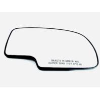 For 00-06 Chevy GMC Trucks SUV Right Pass Convex Mirror Glass w/Holder non Heat