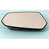 Fits 10-15 Chevy Camaro Left Driver Mirror Glass w/ Holder