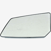 Fits 09-15 Traverse, Acadia, 09-10 Outlook Driver Mirror Glass w/ Holder
