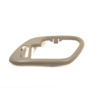 Fits 95-02  GM Trucks SUV Grey Interior Door Handle (Bezel) Right Frt/Rear