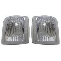 95-05 Chevy Astro & GMC Safari Left & Right Corner Lamps (Set)