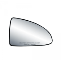 Fits 04-08 Malibu / Maxx / G6  Right Heated Mirror Glass  w/Holder* non Foldaway