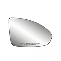 Fits 11-15 Chevy Cruze Right Pass Heated Mirror Glass Lens w/Holder 2016 Limited