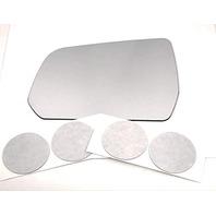 VAM Fits 17-19 Acadia Left Driver Mirror Glass Lens w/Adhesive