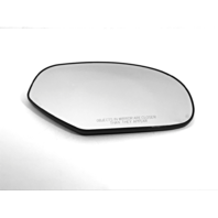Fits 07-14 Silverado Sierra Right Pass Heated Convex Mirror Glass Lens w/Adhesive