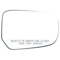 Fits 16-19  Volt Right Pass Convex Mirror Glass w/ Rear Holder OE