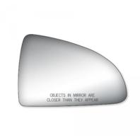 Fits 04-08 Malibu, Maxx, 05-10 Pont G6  Right Pass Mirror Glass Lens w/Adhesive