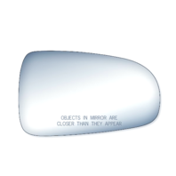 Fits 00-05 Impala Right Pass Convex Mirror Glass Lens Only w/Adhesive