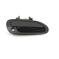 Fits 98-02  Accord Right Pass Front Door Handle  Exterior Black