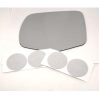 For 16-19 Pilot 17-19 Ridgeline 19-20 Passport Left Mirror Glass Lens w/Adhesive