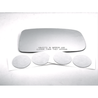 Fits 13-16 CR-Z Right Pass Heated Mirror Glass Lens w/ Adhesive USA
