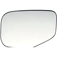 Heated Mirror Glass w/Rear Holder for 06-08 Ridgeline Left Driver