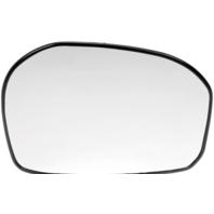 Fits 09-14 Honda Fit Left Driver Mirror Glass w/Rear Holder