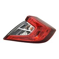 VAM Fits 16-18 Civic Sedan Right Passenger Outer Body Qtr Mount Tail Lamp Assembly