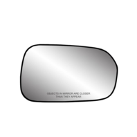 Fits 98-02 HD Accord  Right Pass Mirror Glass w/ Holder