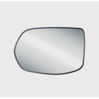 Fits 07-11 CRV Left Driver Mirror Glass with Rear Back Plate
