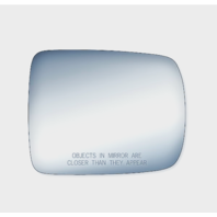 Fits 03-11 Element Right Pass Convex Mirror (Glass Lens Only) w/ Silicone