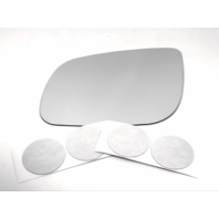 Fits 15-19 Kia Sedona Left Driver Mirror Glass Lens w/ Adhesive
