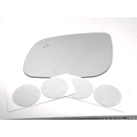 Fits 15-19  Sedona Left Driver Mirror Glass Lens w/BlindSpot Icon* w/Adhesive