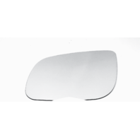 Fits 15-19 Kia Sedona Left Driver Heated Mirror Glass Lens w/ Adhesive