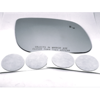 Fits 15-19  Sedona Right Pass Mirror Glass Lens w/BlindSpot Icon* w/Adhesive