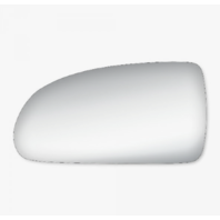 Fits 07-10  Elantra SedanLeft Driver Mirror Glass Lens w/ Adhesive