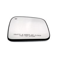 Fits 12-18 Jp Grand Cherokee 11-19 Dg Durango Rt Passenger Heated Mirror Glass w/Holder