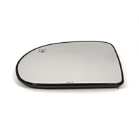 Fits 07-08 Jeep Compass Left Driver Mirror Glass Heated w/Holder OE