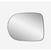 Fits 10-15 Lexus RX350, 450H Driver Heated Mirror Glass w/Holder non auto dim