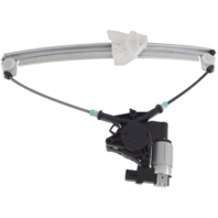 For 07-15 CX-9 Front Driver Window Regulator With Motor (6 Pin)