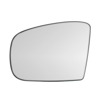 Heated Left Driver Mirror Glass for 02-05 MB ML w/ Rear Holder