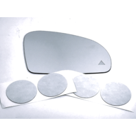 Fits MB SL, SLK, SLC Right Mirror Glass Lens w/Blind Spot Icon see details