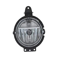 Sherman Replacement Part Compatible with Mini Cooper Driver-Passenger Side Fog Light Assembly (Partslink Number MC2593102)