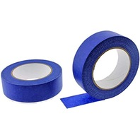 """1 Roll No Residue Blue Masking Tape 1.5"""" x 60 yds (36mm x 180')"""