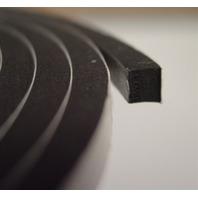 "Single-Sided (One-Way) Medium Density Foam 1/4"" x 1/4"" x 15'"