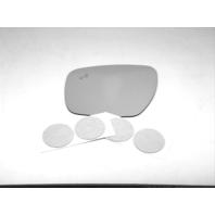 Fits 10-12 MZ CX7, 07-09 CX9 Left Driver Mirror Glass Lens w/Blind Spot Icon
